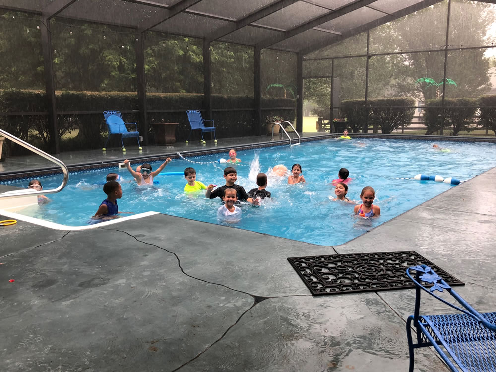 Lebanon TN Camp Smiley Pool